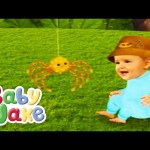 Baby Jake – Plays With Friendly Spider