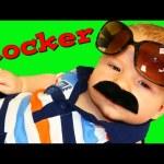 Baby Rocker! Cute & Silly Baby Chair + Surprizamals Balls Stuffed Animals Toys by DisneyCarToys