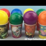 Balls Surprise Cups Disney Frozen Kinder Marvel Avengers Star Wars Minions Paw Patrol Surprise Eggs