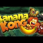 Banana Kong. Fun app.