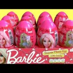 Barbie Easter Eggs Toy Surprise ❤NEW❤ Huevos Sorpresa Muñecas Barbie para Niñas ToysCollector