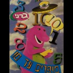 Barney – How Do You Count to 10? [Hebrew]|