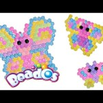 Beados Gemstone Butterfly Suncatcher Kit   How To Make Cute DIY Crafts for Kids by DCTC