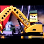 Cars 2 Lego Claw Crane from Lemons Disney Pixar Cars2 9486 Oil Rig Escape by ToysCollector