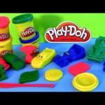 Cars 2 Play Doh Race Mats World Grand Prix Lightning McQueen Raoul ÇaRoule Pixar Disneyplaydoh