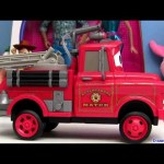 Cars Toons Fire Truck Mater From Rescue Squad Mater Disney Pixar Mater's tall tales Red