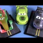 Cars2 Metallic Rip Clutchgoneski Silver Hot Rod Green Dragon Lightning McQueen DisneyPixarCars