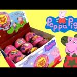 Chupa Chups Peppa Pig Choco Toys Surprise Box – Nickelodeon Свинка Пеппа Сюрприз Чупа Чупс