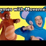 Clap Your Hands and More Rhymes with Movement | Nursery Rhymes from Mother Goose Club!