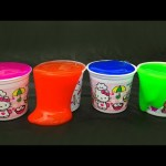 Clay Slime Hello Kitty Slime Surprise Toys Inside out Sheriff  Callie's  thomas and friends  Toys