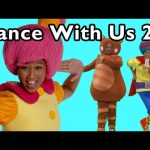 Dance With Us 2 | Nursery Rhymes from Mother Goose Club!