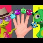 Dinosaur Finger Family | Dino Finger Family | Nursery Rhymes For Children