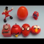 Disney Cars Surprise Egg Learn-A-Word! Spelling Arts and Crafts Words! Lesson 1