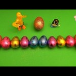 Disney Cars Surprise Egg Learn-A-Word! Spelling At Home! Lesson 10