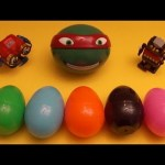 Disney Cars Surprise Egg Learn-A-Word! Spelling Handyman Words! Lesson 18