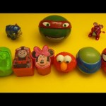 Disney Cars Surprise Egg Learn-A-Word! Spelling Handyman Words! Lesson 6