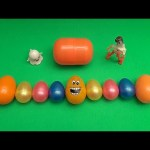 Disney Cars Surprise Egg Learn-A-Word! Spelling Vegetables! Lesson 28
