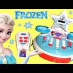 Disney Frozen Beauty Shop Boutique with Electronic Cash Register – Tienda Salón De Belleza