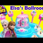 Disney Frozen Elsa's Ballroom Glitzi Globe with GIANT GLOBE