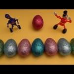 Disney Frozen Surprise Egg Learn-A-Word! Spelling Vegetables! Lesson 3