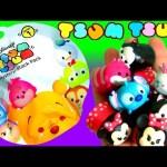 DisneyTsumTsum Blind Bags Surprise Figures Minnie Mouse, Stitch TsumTsum