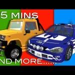Driving In My Car | Plus Lots More Nursery Rhymes | From LittleBabyBum!