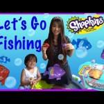Egg Surprise Toys  LET'S GO FISHING CHALLENGE Orbeez Kiddie Pool Shopkins Kids Video Ryan ToysReview