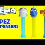 Finding Nemo Dory and Bruce Pez Dispensers