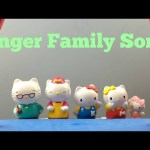 Finger Family Collection – HELLO KITTY Finger Family Song – Daddy Finger Nursery Rhymes