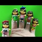 finger family nursery rhymes – dora the explorer finger family song for children