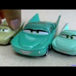 Flo and Ramone Mini Adventures Disney Cars from Sarge's Boot Camp & Parade of Classics