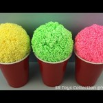 Foam Clay Ice Cream Surprise Toys Shopkins Season 4 Star Wars Minions