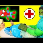 FROZEN ELSA PREGNANT PRANK vs SPIDERMAN vs DOCTOR! NOT SPIDERBABY – Fun Superhero Movie in Real Life