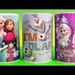 Frozen Royal Sisters Elsa Anna Tin Surprise Boxes Angel Kitty MyLittlePony Shopkins PlayDough Peppa