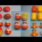 Fun Surprise Egg Opening Learning Game!  Which One is Different with Kinder Surprise! Lesson 4