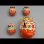 Fun Surprise Egg Opening Learning Game!  Which One is Different with Kinder Surprise! Lesson 5