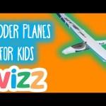 Glider Planes For Kids