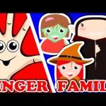 Halloween Finger Family Dracula | Kids Songs | Surprise Eggs Animation for Children | Nursery Rhymes