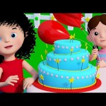 Happy Birthday Song | Funny Songs For Kids | Baby Nursery Rhymes For Childrens