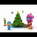 Happy Holidays from Pocoyo… (2 of 3)