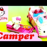 Hello Kitty Camper Mega Bloks 10934 Hello Kitty Vacation Series