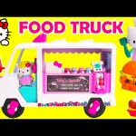 Hello Kitty Food Truck with Shopkins Season 1, 2, and 3