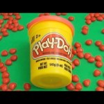 How to Make a 3-D Play-Doh Valentine's Heart