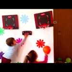Indoor playground fun cool. Basketball games for kids . Funny video