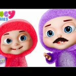 Johny Johny Yes Papa And More | Fancy Babies Nursery Rhymes & Zool Babies Fun Songs