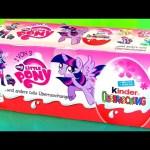 Kinder My Little Pony Surprise Mi Pequeño Poni Huevos Sorpresa – Mein kleines Pony Überraschung eier