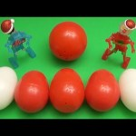 Kinder Surprise Egg Learn-A-Word! Spelling Holiday and Christmas Words! Lesson 18