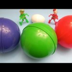 Kinder Surprise Egg Learn-A-Word! Spelling Holiday and Christmas Words! Lesson 22