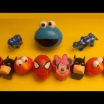 """Kinder Surprise Egg Learn-A-Word! Spelling Sweets """"Lesson L"""" (Teaching Letters Opening Eggs & Toys)"""