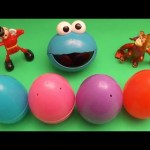 Kinder Surprise Egg Learn-A-Word! Spelling Words From the Kitchen! Lesson 9